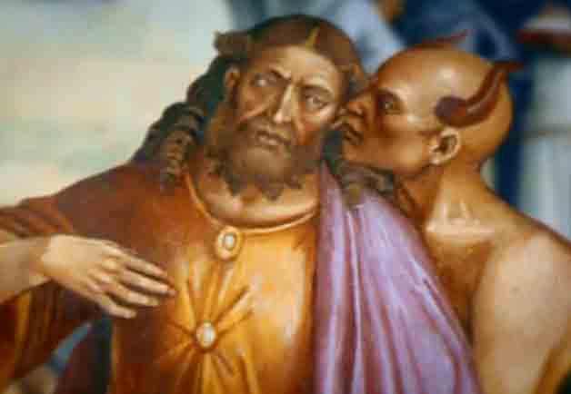 È Nerone l'Anticristo raffigurato nella «bestia che sale