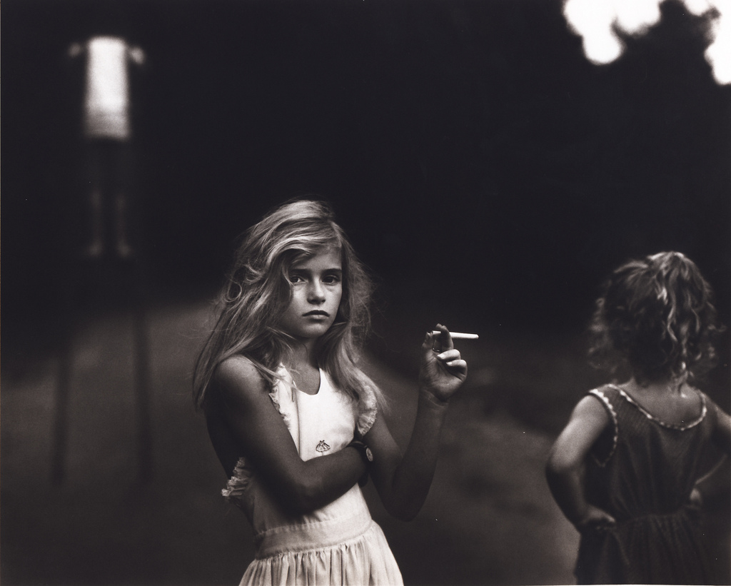 candy cigarette by sally mann View candy cigarette by sally mann on artnet browse upcoming and past  auction lots by sally mann.