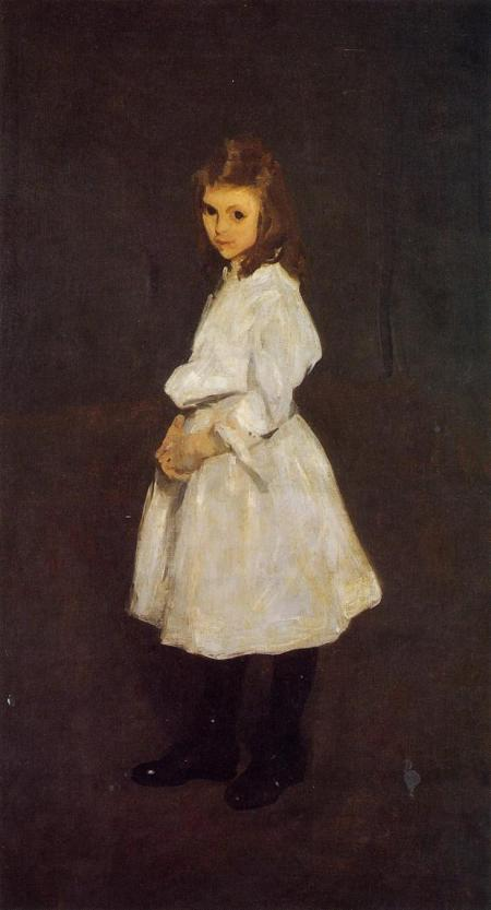 Little Girl in White1907