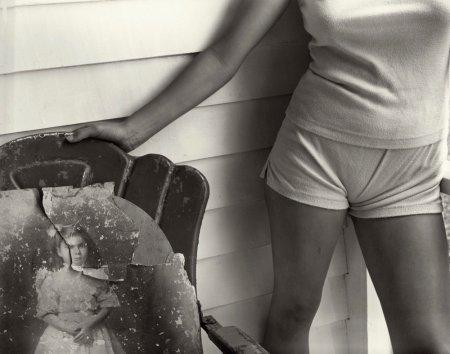 Sally Mann, Sherry Granny. Silver gelatin print/platinium print. © Sally Mann. Courtesy Gagosian Gallery