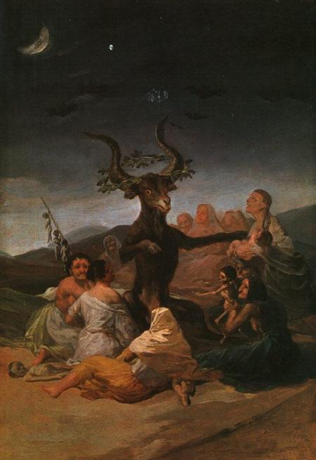 Witches Sabbath1798