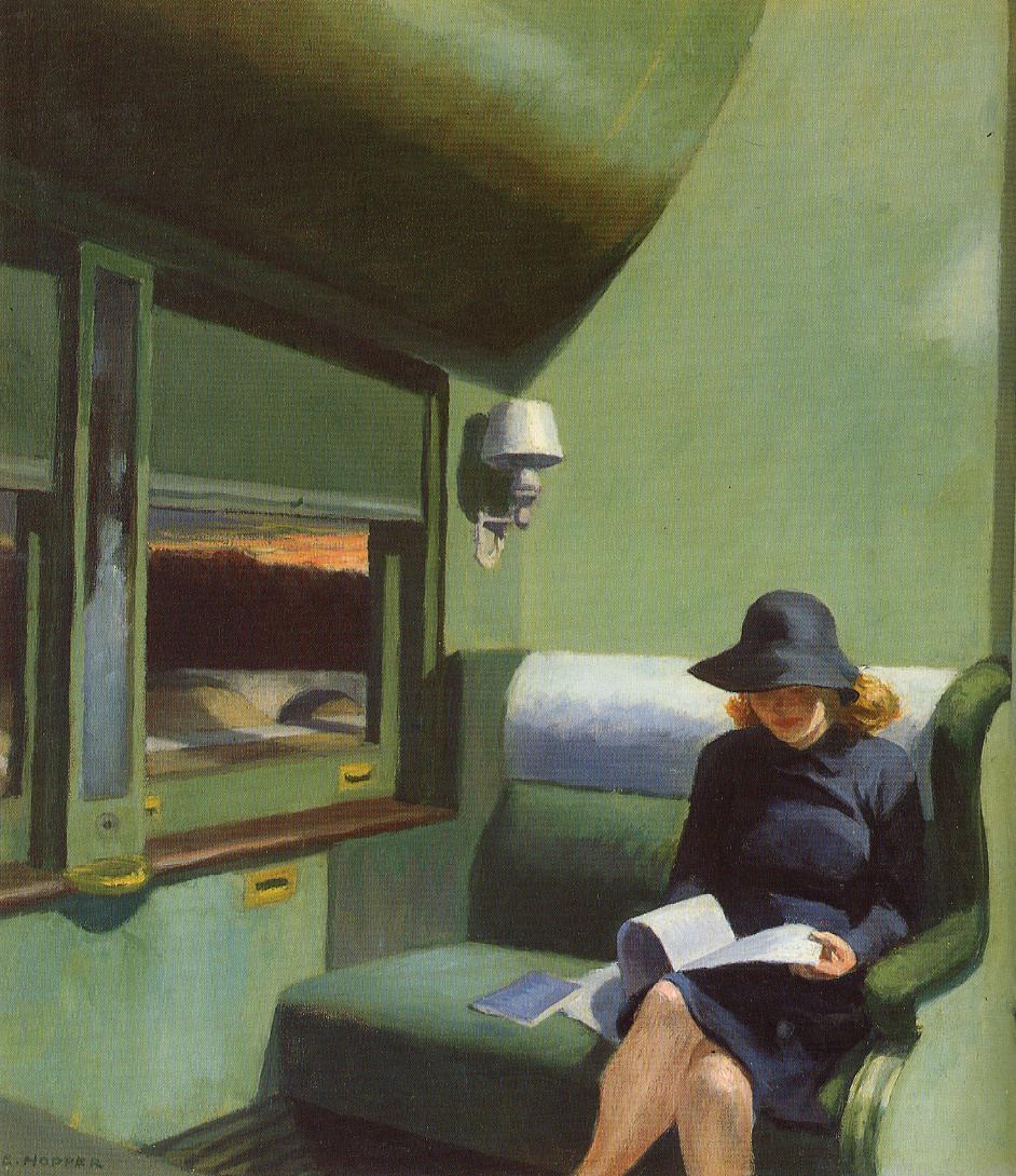 Edward Hopper Sottoosservazione 39 S Blog