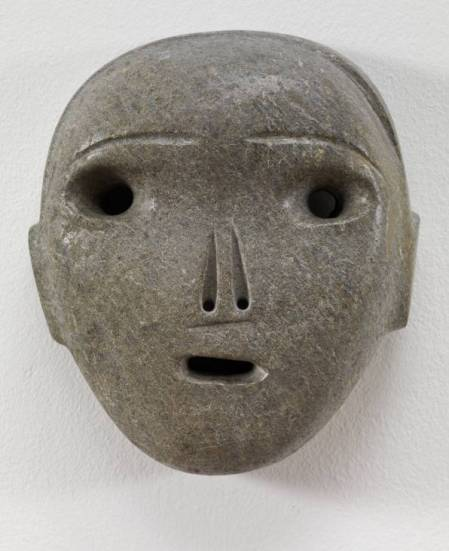 Mask 1928 by Henry Moore OM, CH 1898-1986