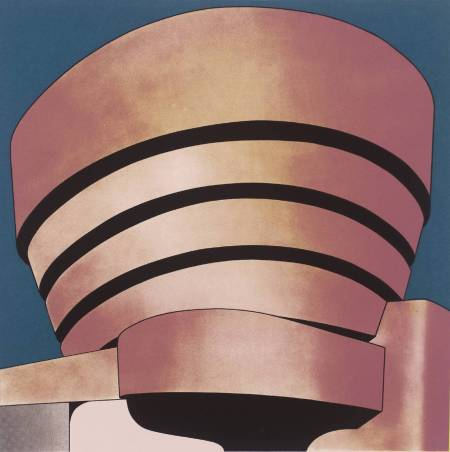 The Solomon R. Guggenheim 1965 by Richard Hamilton 1922-2011