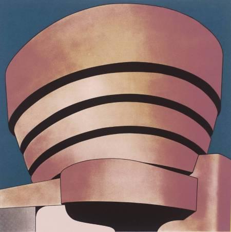 The Solomon R. Guggenheim 1965 by Richard Hamilton 1922-2011