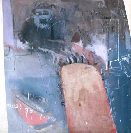 The Third Love Painting 1960 by David Hockney born 1937