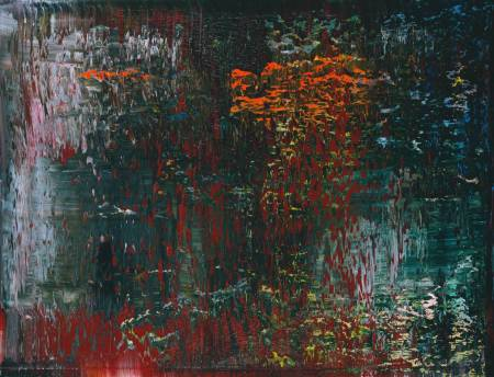 St John 1988 by Gerhard Richter born 1932