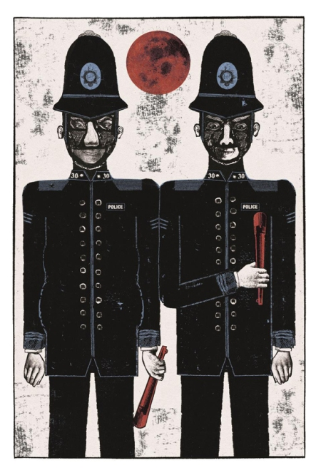 © Ben Jones, 2014 - A Clockwork Orange