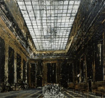 Interior (Innenraum), 1981, Collection Stedelijk Museum, Amsterdam