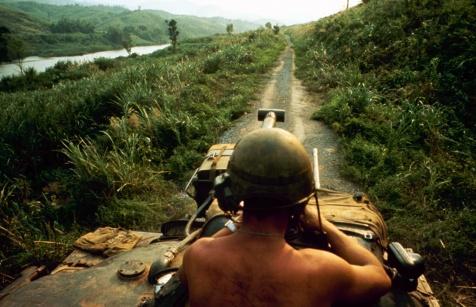 Route Nine Offensive Vietnam, April 1968