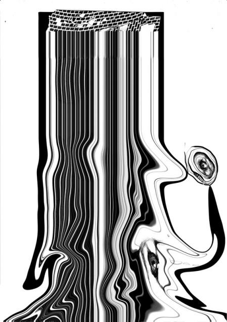 """Print on paper"", 2014"