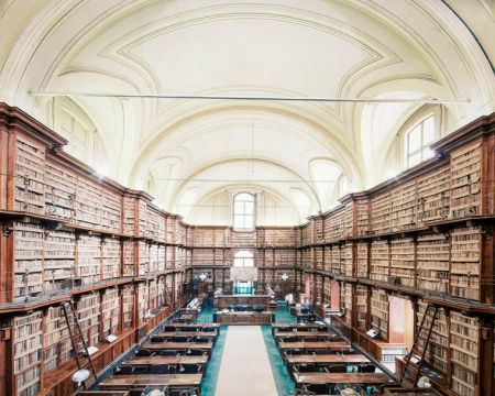 Biblioteca Angelica – Roma