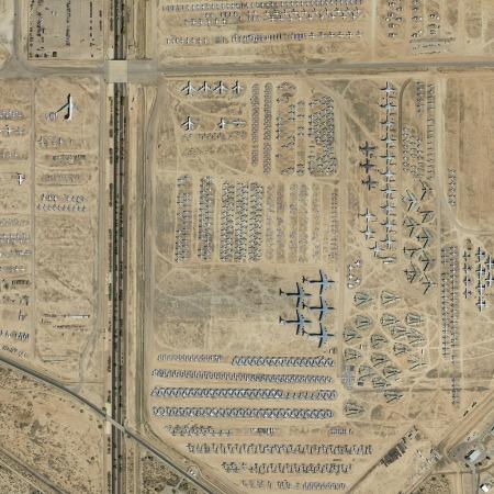 Davis-Monthan Air Force Base, 2014