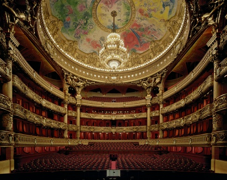 Palais Garner, Paris, France, 2009