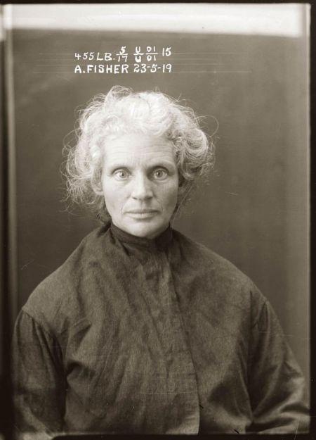 Alice Fisher, larceny