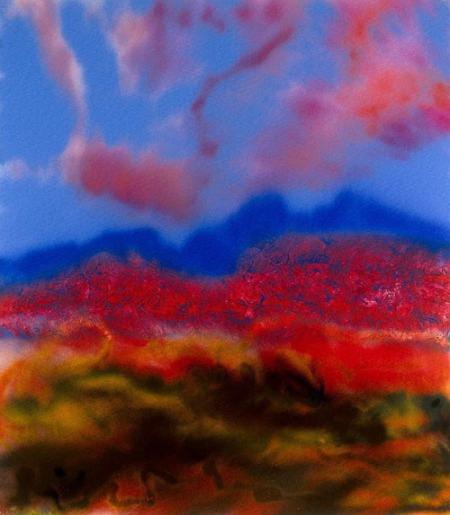 Desert, 1986