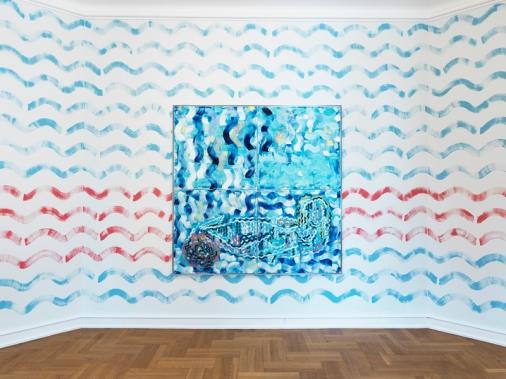 Museum Morsbroich, Leverkusen, Diango Hernandez, Theoretical Beach, 2016